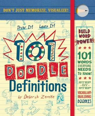 101 Doodle Definitions by Deborah Zemke