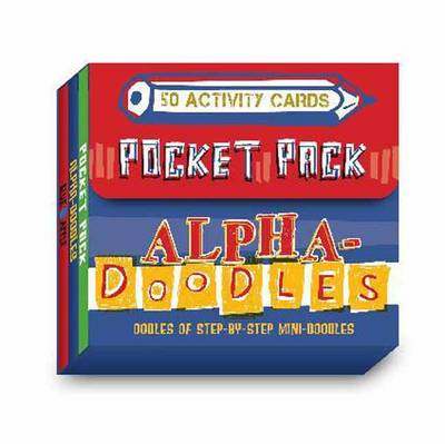 Pocket Packs Alpha-doodles by Deborah Zemke