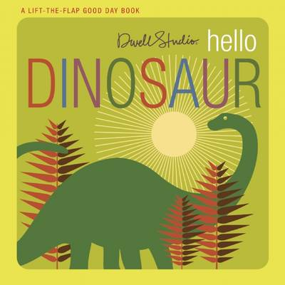 Dwell Studio Hello Dinosaur by Dwell Studio