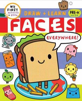 Draw + Learn Faces Everywhere! by Harriet Ziefert