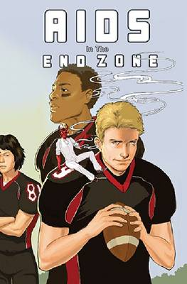 AIDS in the End Zone by Kendra S. Albright