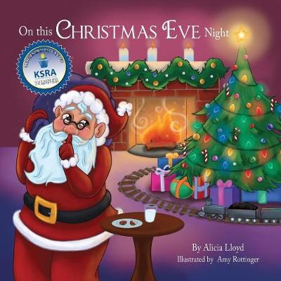 On This Christmas Eve Night by Alicia Lloyd