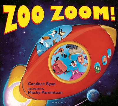 Zoo Zoom! by Candace Ryan