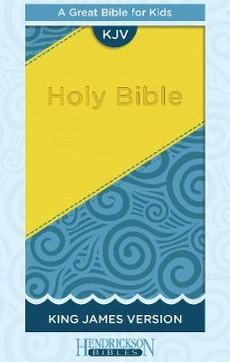 Kids Bible King James Version by Hendrickson Bibles