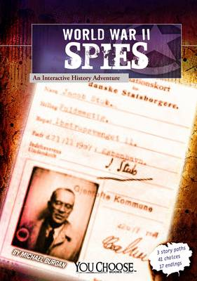 WWII Spies by Michael Burgan