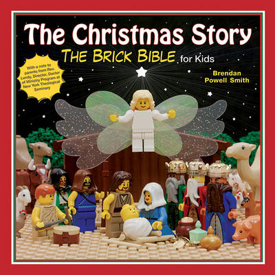 Christmas Story The Brick Bible for Kids by Brendan Powell Smith