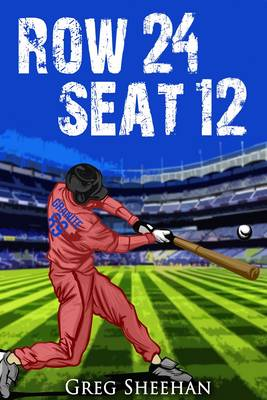Row 24 Seat 12 by Greg Sheehan