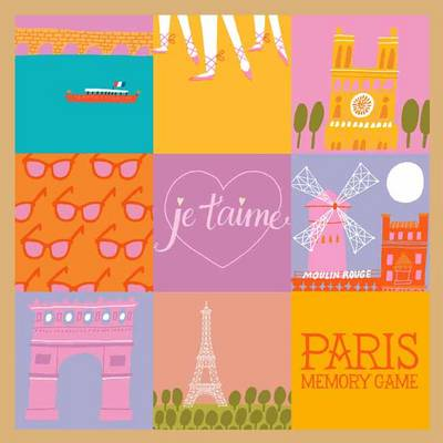 Paris Memory Game by Min Heo