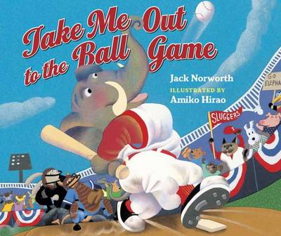 Take Me Out to the Ball Game by Jack Norworth, Amiko Hirao
