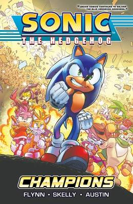 Sonic the Hedgehog 5: Champions by Sonic Scribes