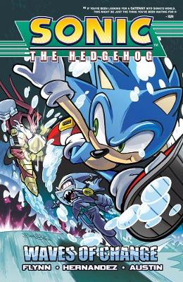 Sonic the Hedgehog 3: Waves of Change by Sonic Scribes