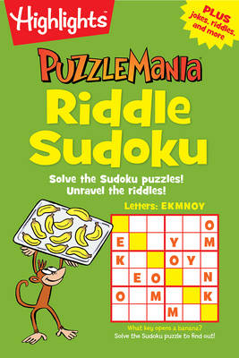 Riddle Sudoku by Highlights