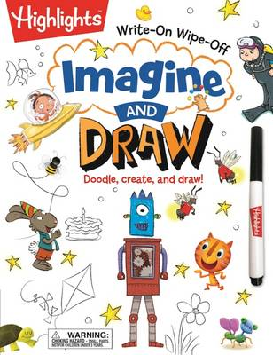Imagine and Draw by Highlights