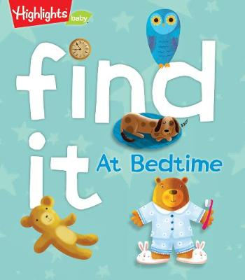 Find it! At Bedtime by Highlights