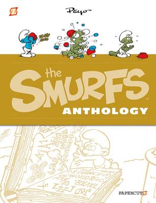 The Smurfs Anthology No. 4 by Peyo