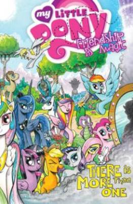 My Little Pony Friendship is Magic by Andy Price, Katie Cook