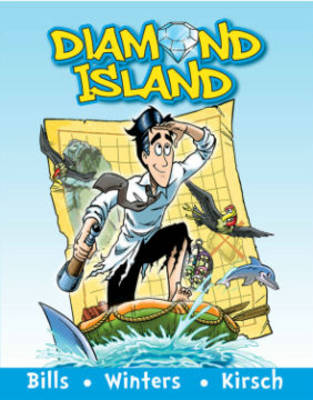 Diamond Island by Max B. Winters, Joseph B. Kirsch, Taylor Bills
