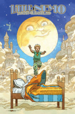 Little Nemo Return to Slumberland by Gabriel Rodriguez, Eric Shanower