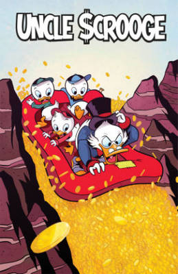 Uncle Scrooge Pure Viewing Satisfaction by Rodolfo Cimino, Jan Kruse, Bas Heymans, Romano Scarpa