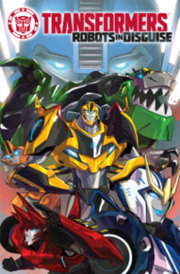 Transformers Robots in Disguise Animated by Georgia Ball, Priscilla Tramontano