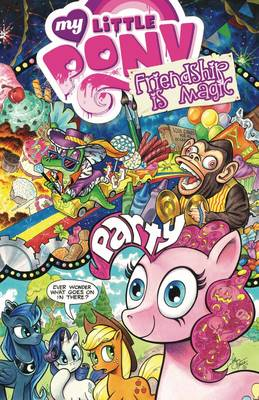 My Little Pony Friendship is Magic by Andy Price, Agnes Garbowska, Brenda Hickey, Christina Rice