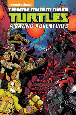 Teenage Mutant Ninja Turtles Amazing Adventures by Ruairi Coleman, Ben Harvey, Jamal Peppers, Chad Thomas