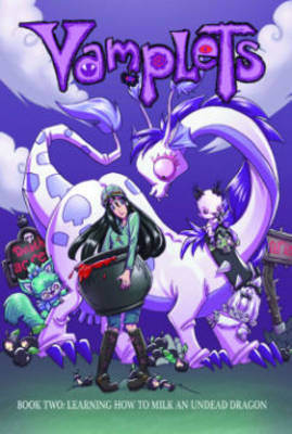 Vamplets: Nightmare Nursery Book 2 by Gayle Middleton, Dave Dwonch, Amanda Coronado, Bill Blankenship