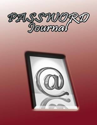 Password Journal by Speedy Publishing LLC, Speedy Publishing LLC