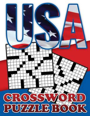 USA Crossword Puzzles Book by Speedy Publishing LLC