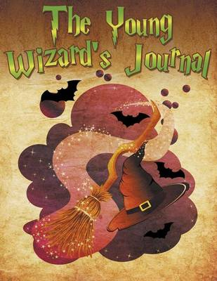 The Young Wizard's Journal by Journal Easy