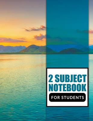 2 Subject Notebook for Students by Speedy Publishing LLC