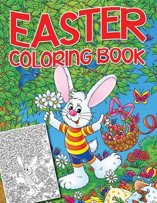 Easter Coloring Book by Speedy Publishing LLC