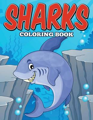 Sharks Coloring Book by Andy Ray