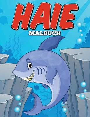 Haie - Malbuch by Andy Ray