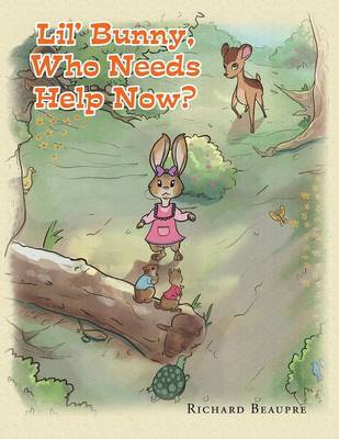 Lil Bunny Who Needs Help Now by Richard Beaupre