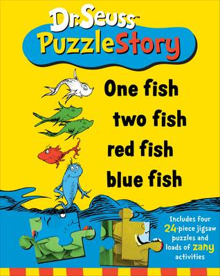 One fish two fish puzzle story by buy books at for One fish two fish book