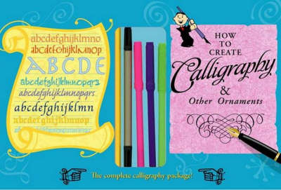 How to Create Calligraphy and Other Ornaments by