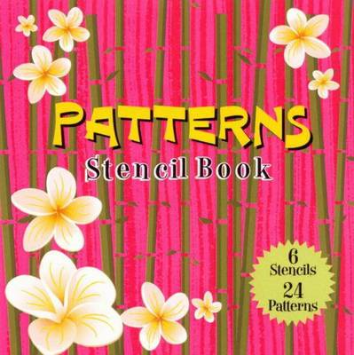 Patterns Stencil Book by