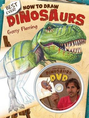 Garry Fleming's How to Draw Dinosaurs by Gary Fleming