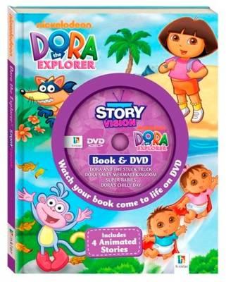 Storyvision Dora by Hinkler Books PTY Ltd
