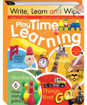 Write, Learn and Wipe by