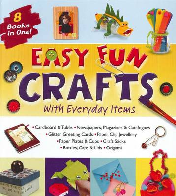 Easy Fun Crafts Revised Edition New ISBN by