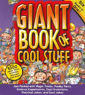 Giant Book of Cool Stuff by Hinkler Books PTY Ltd