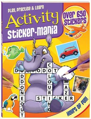 Activity Mania by Hinkler Books PTY Ltd