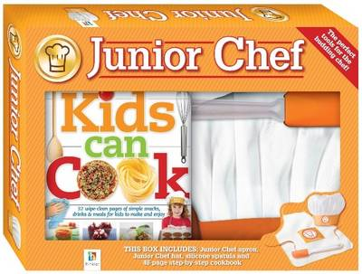 Junior Chef by Hinkler Books PTY Ltd