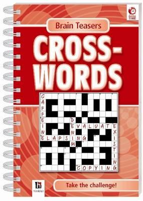 Crosswords by Hinkler Books PTY Ltd