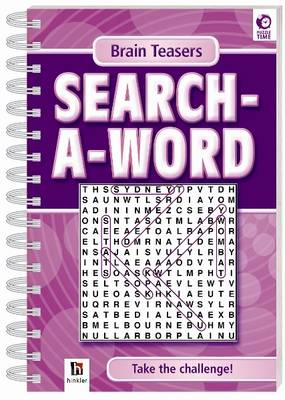 Search-a-word by Hinkler Books PTY Ltd