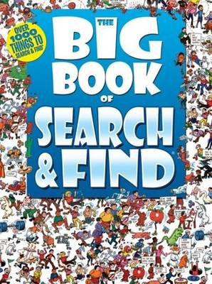 The Big Book Of Search & Find by