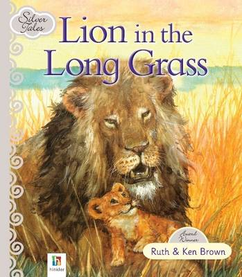 Lion in the Long Grass by