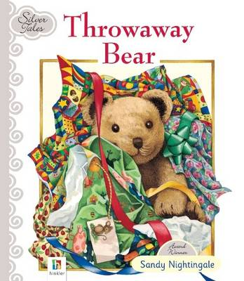 Throwaway Bear by Hinkler Books PTY Ltd